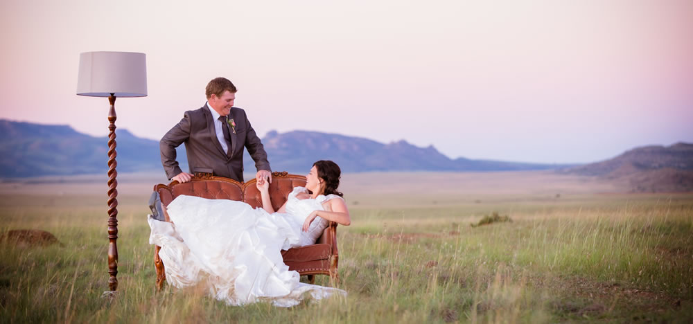 Wedding Photographers And Videographers Bloemfontein