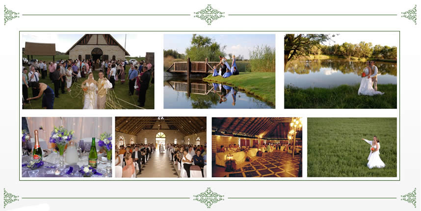 Sandstone Sleeper Estate Wedding Venue Bloemfontein
