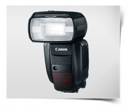 Canon Speedlite 600EX-RT Flash For Wedding Photography