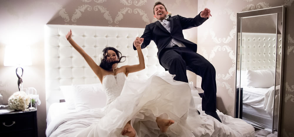 Book the right bridal suite in Bloemfontein for your wedding