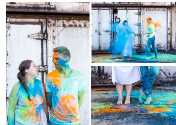 Funky Engagement Shoots Bloemfontein
