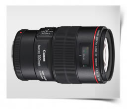 Canon EF 100mm f/2.8 L IS USM Macro Lens For Wedding Photography