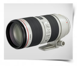 Canon EF 70-20mm f/2.8 L II USM Lens For Wedding Photography